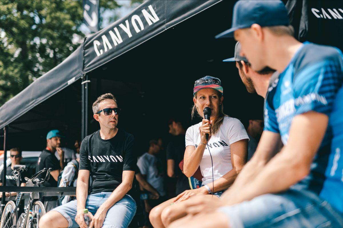 Daniela Bleymehl hofft nach einem sehr herausfordernden Jahr ohne Wettkämpfe auf eine positive Entwicklung in 2021